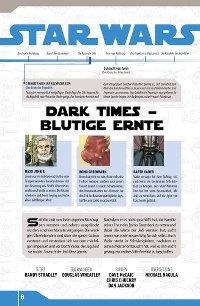 Dark Times - Blutige Ernte - Vorschau Seite 2