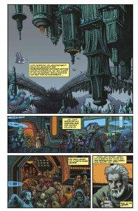 Dark Times - Blutige Ernte - Vorschau Seite 3