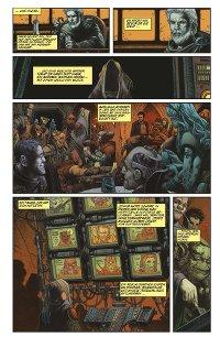 Dark Times - Blutige Ernte - Vorschau Seite 5