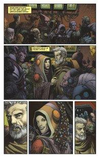 Dark Times - Blutige Ernte - Vorschau Seite 6