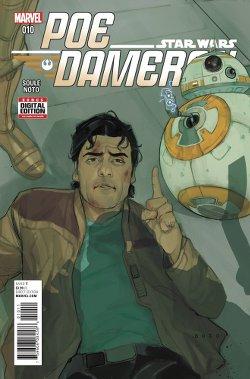 Poe Dameron #10 - Cover