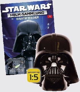 Star Wars Helm-Sammlung #1 - Cover