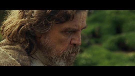 Luke Skywalker in Episode VIII