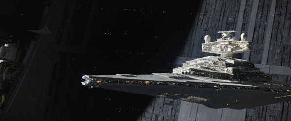Rogue One: Visuelle Effekte - Der Sternenzerstörer