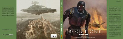 The Art of Rogue One - Umschlag-Cover