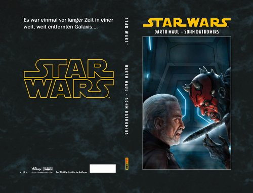 Darth Maul - Sohn Dathomirs - Hardcover
