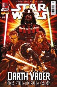 Star Wars #20 - Comicshopausgabe