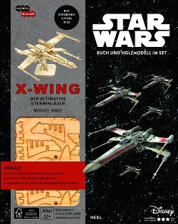 X-Wing - Der ultimative Sternenjäger - Cover