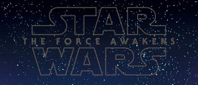 The Force Awakens Comic Logo