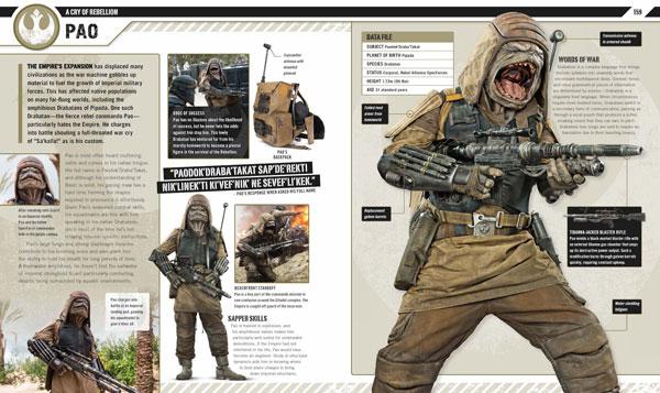 Rogue One: Die illustrierte Enzyklopädie über Pao