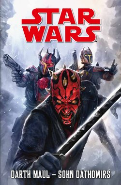 Darth Maul - Sohn Dathomirs - Softcover