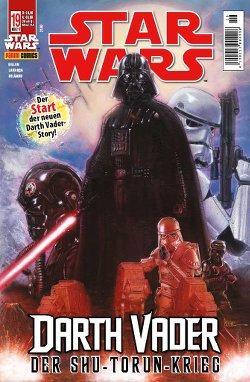 tar Wars #19 - Kiosk-Ausgabe
