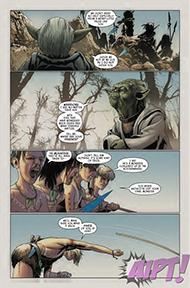 Vorschauseiten zu Star Wars #27