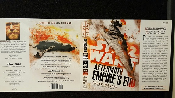 AFTERMATH: EMPIRE'S END (Countdown, Speculation, Reviews, Spoilers) 20170124empiresend_sm