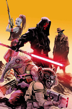 Darth Maul #3 - Cover