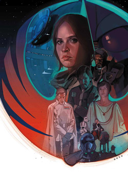 Rogue One #1 - Cover