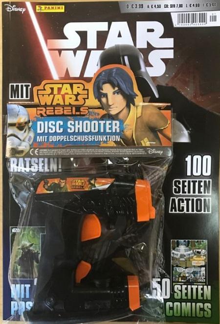 Der deutsche Band <i>Star Wars Special</i>