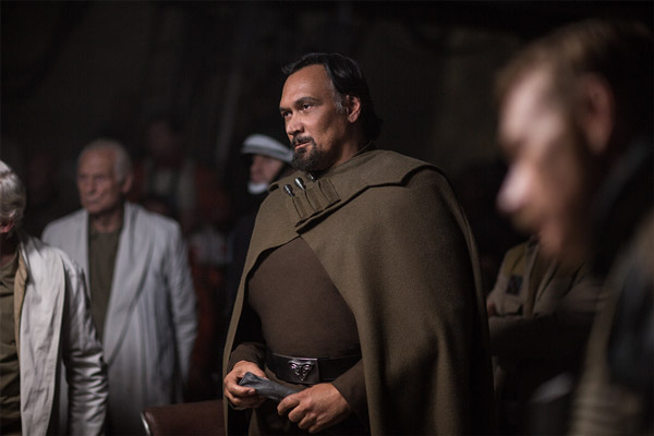 Jimmy Smits als Bail Organa in Rogue One