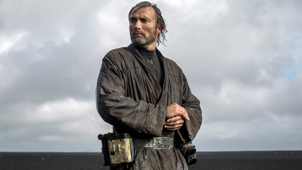 Mads Mikkelsen als Galen Erso in Rogue One