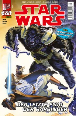 Star Wars #21 - Comicshop-Ausgabe