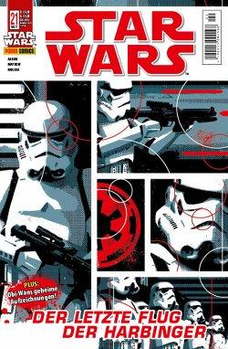 Star Wars #21 - Kiosk-Ausgabe