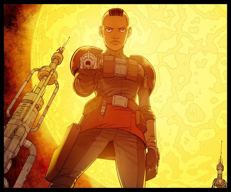 Star Wars Rebels Magazin #28 - Ausschnitt