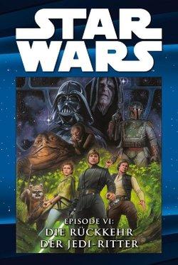Die Rückkehr der Jedi-Ritter - Cover