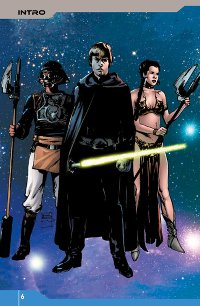 Die Rückkehr der Jedi-Ritter - Vorschau Seite 2