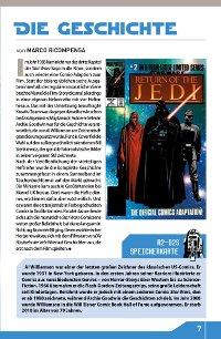 Die Rückkehr der Jedi-Ritter - Vorschau Seite 3