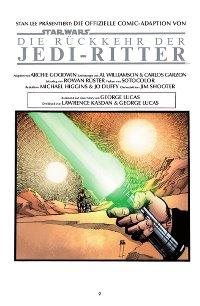 Die Rückkehr der Jedi-Ritter - Vorschau Seite 5