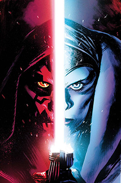 Darth Maul #4 - Cover