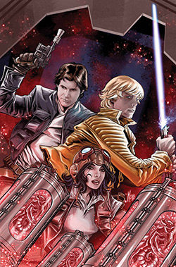 Star Wars #31 - Cover