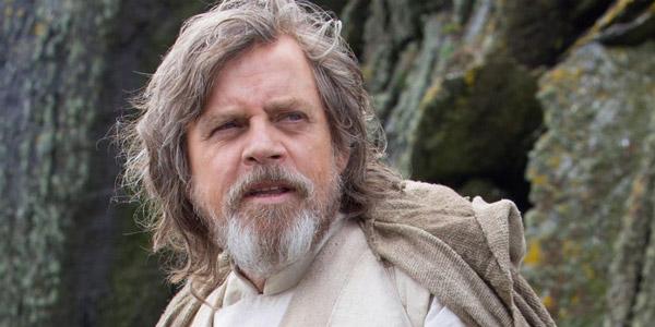 Mark Hamill als Luke Skywalker in Star Wars: Das Erwachen der Macht