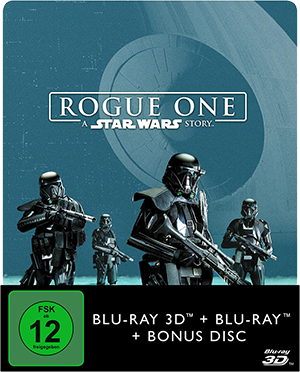 Rogue One auf Blu-ray 3D