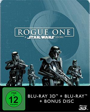 Rogue One auf Blu-ray 3D