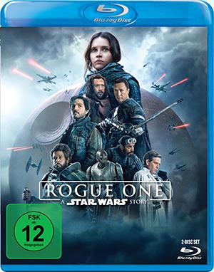 Rogue One auf Blu-ray