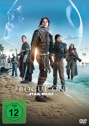 Rogue One auf DVD