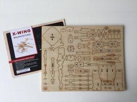 X-Wing - Der ultimative Sternenjäger - Modell 1