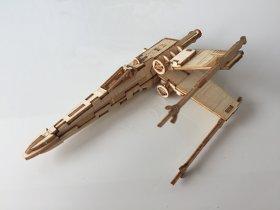 X-Wing - Der ultimative Sternenjäger - Modell 3