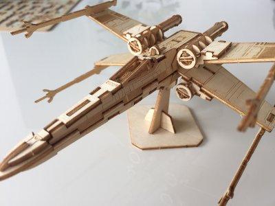 X-Wing - Der ultimative Sternenjäger - Modell 5