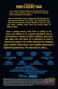 Vorschauseiten für Star Wars #29