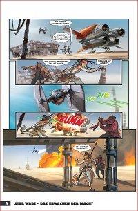 Junior Graphic Novel - Vorschau
