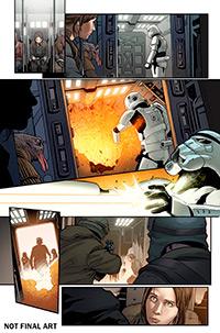 Rogue One Vorschauseite Nr. 1