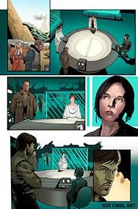 Rogue One Vorschauseite Nr. 2