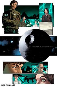 Rogue One Vorschauseite Nr. 4