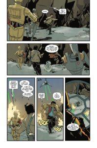 Vorschauseiten für Poe Dameron #12