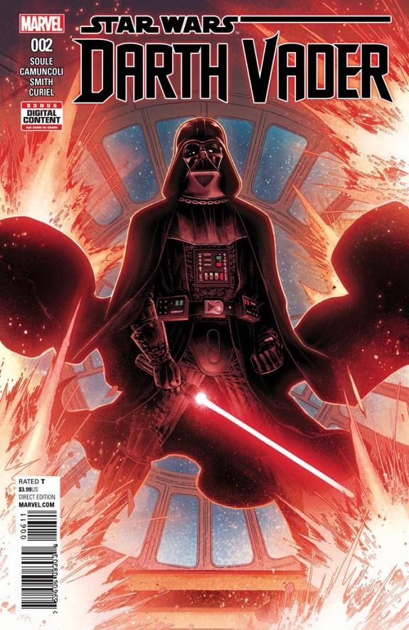 Eine neue Comicreihe zu Darth Vader