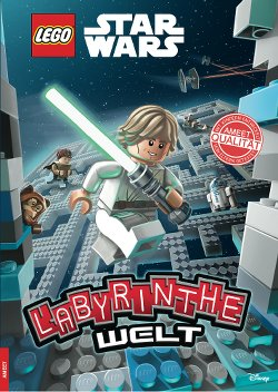 LEGO Star Wars: Labyrinthe-Welt - Cover