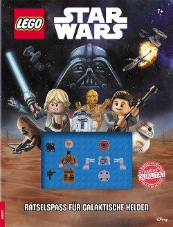 Rätselspaß für galaktische Helden - Cover