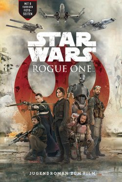 Rogue One - Jugendroman - Cover